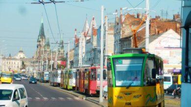 Photo of Через ДТП трамвай №6 курсує за зміненим маршрутом