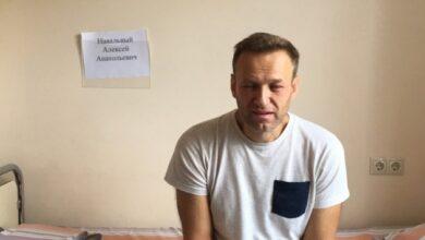 Photo of Навального вивели з коми
