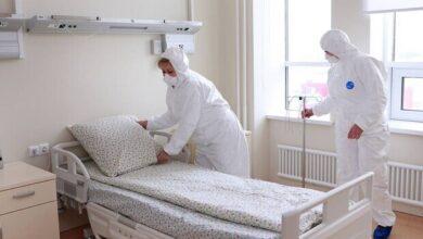 Photo of В Україні вже зайняті 44% ліжок для хворих COVID-19, – Степанов