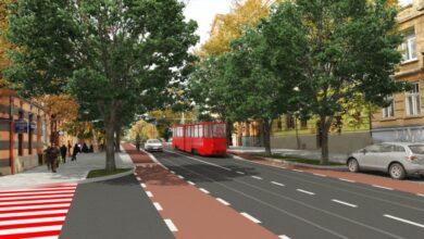 Photo of Реконструкція вулиці Бандери: з 28 вересня відбудуться зміни у русі громадського транспорту