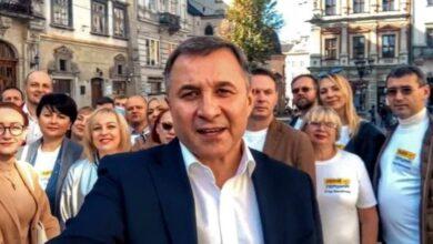 Photo of Ігор Васюник офіційно став кандидатом у мери Львова