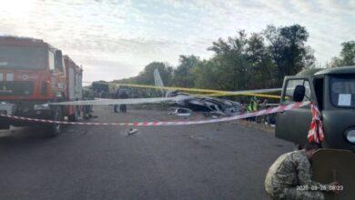 Photo of Міноборони озвучило попередні причини катастрофи літака з курсантами