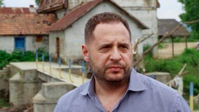 Photo of Фокін має піти з ТКГ – Єрмак