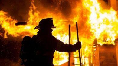 Photo of Під час пожежі на Яворівщині загинув 33-річний чоловік
