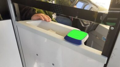 Photo of Лише в одному з львівських автобусів запровадять безготівкову оплату проїзду