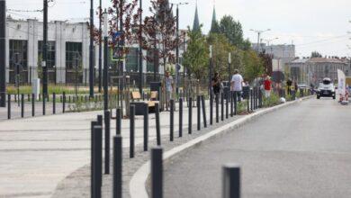 Photo of Для транспорту відкривають праву частину вулиці Чернівецької