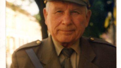 Photo of У Львові помер ветеран УПАВасиль Романів