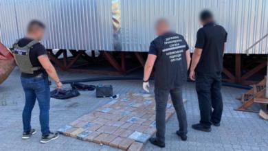 Photo of Банани з кокаїном: у порту під Одесою виявили 112 кг наркотиків