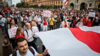 Photo of На протестах в Білорусі затримали ще понад 30 осіб
