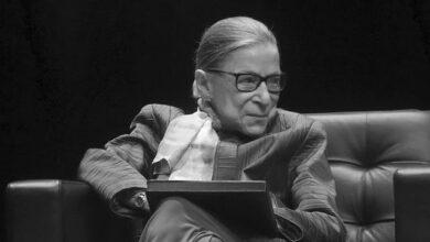 Photo of Померла суддя Верховного суду США Рут Бейдер Гінзбург