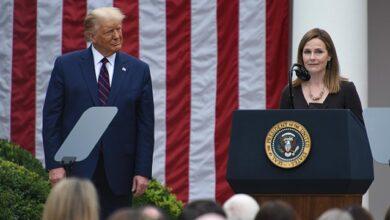 Photo of Замість Рут Гінзбург: Трамп представив кандидата на посаду судді Верховного суду