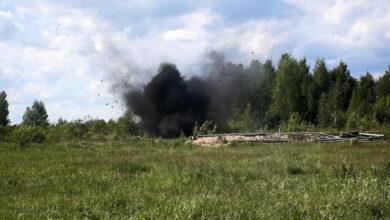 Photo of На Донбасі підірвався український військовий