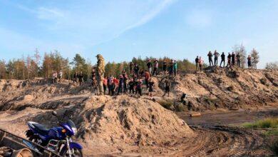 Photo of Вилучили понад 20 кг каменю: на Рівненщині викрили незаконний видобуток бурштину