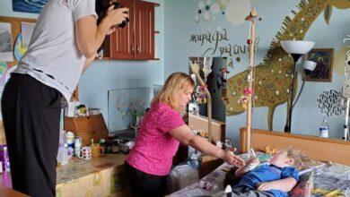 Photo of У Львові відкриють фотовиставку про важкохворих діток, якими опікується хоспіс