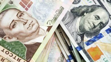 Photo of Гривня продовжує знецінюватися: курс валют на 6 жовтня