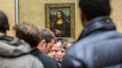 Photo of Підсилює загадковість: під Моною Лізою виявили прихований малюнок