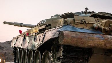 Photo of Це війна. Як пройшов третій день боїв за Нагірний Карабах