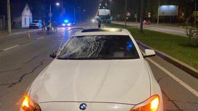 Photo of У Львові BMWнасмертьзбив чоловіка на пішохідному переході