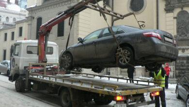 Photo of За місяць у Львові виписали штрафів за паркування на півтора мільйона гривень