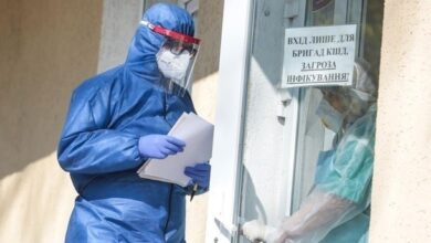 Photo of В Україні за добу – понад три тисячі нових хворих на COVID-19