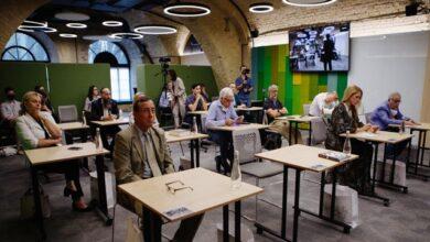 Photo of Відбулось перше засідання Громадської ради Меморіального центру Голокосту Бабин Яр