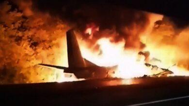 Photo of Авіакатастрофа Ан-26 під Чугуєвом – останні новини