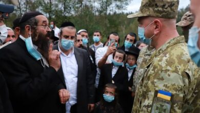 Photo of Хасиди намагаються прорватися до України з Білорусі – блокування ДПСУ триває