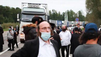 Photo of ДПСУ очікує на прибуття до кордону України ще майже 4 тис. хасидів