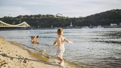 Photo of На всіх пляжах у Києві заборонено купатися