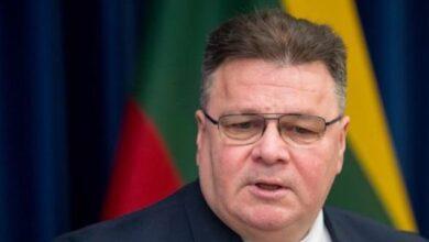 Photo of Поведінка неадекватної людини – голова МЗС Литви про закриття кордонів у Білорусі