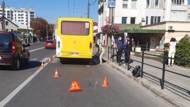 Photo of У Тернополі чоловік на моноколесі загинув під колесами маршрутки