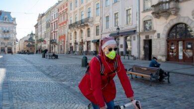Photo of Нове епідзонування з 28 вересня. Львівщина потрапила до «помаранчевої» та «жовтої» зон