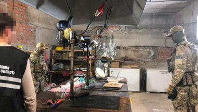 Photo of Виявили майже 10 кг метадону: СБУ викрила угруповання наркодилерів