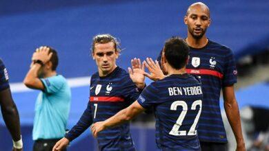 Photo of Франція зробила камбек у матчі Хорватією, забивши чотири голи