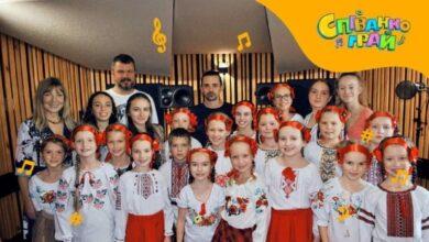 Photo of Українські артисти записали альбом дитячих пісень