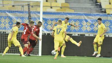 Photo of Збірна Україна у Львові перемогла Швейцарію у матчі Ліги націй