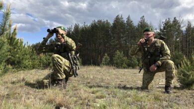 Photo of Україна посилила охорону на кордоні з Білоруссю
