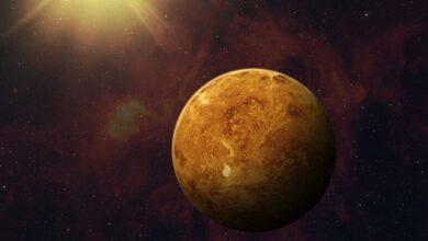 Photo of В атмосфері Венери виявили фосфін – можливу ознаку життя