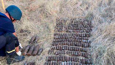 Photo of У Черкаській області знайшли 602 боєприпаси часів Другої світової