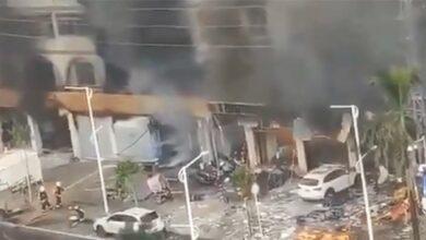 Photo of У китайському місті Чжухай стався вибух