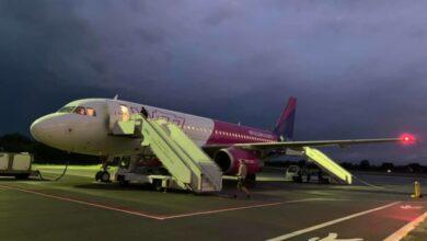 Photo of Wizz Air запустив рейс зі Львова до Пардубіце