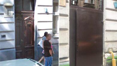Photo of У Львові мешканці замість історичної брами, яку викинули на смітник, встановили «металеву бляшанку»