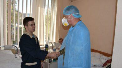 Photo of Курсант, який вижив у авіакатастрофі: «Я зробив свій вибір і продовжу навчання за обраним фахом»