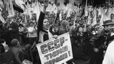 Photo of 30-річчя«Революціїна граніті»: стали доступними онлайн документи з архіву КҐБ