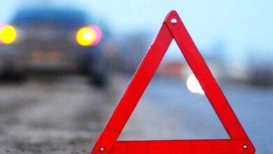 Photo of Під час потрійного автозіткнення на Сокальщині постраждало п'ятеро людей