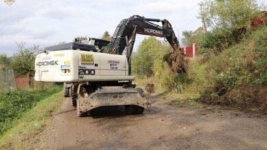 Photo of На Турківщині стартував ремонт дороги Боберка – Бориня