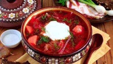 Photo of Приготування борщу увійде в перелік нематеріальної культурної спадщини України