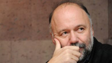 Photo of Андрій Курков: «Українській еліті літературна грамотна мова не потрібна взагалі»