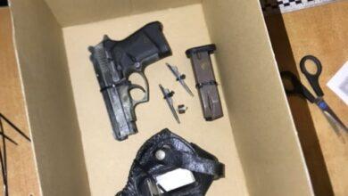 Photo of П'яний волиняни на площі Двірцевій погрожував молодику пістолетом