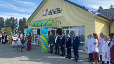 Photo of На Самбірщині відкрили нову медамбулаторію